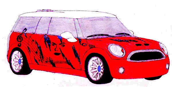 Mini Clubman tuning color by kyo51100