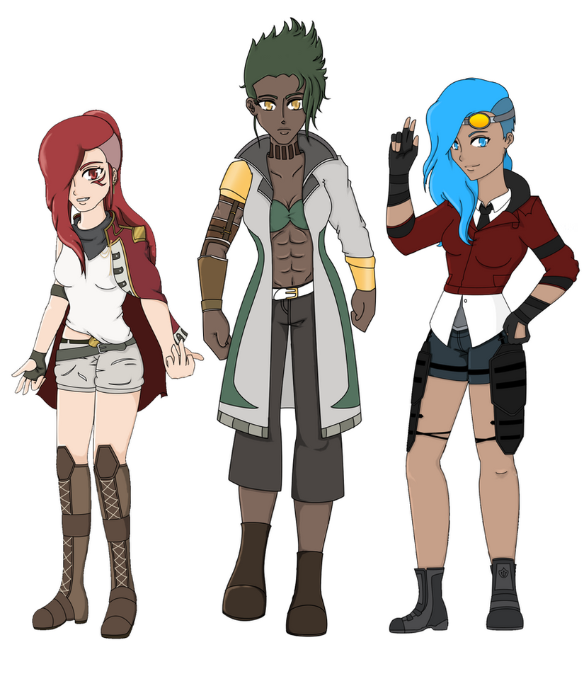 how tall is neptune rwby