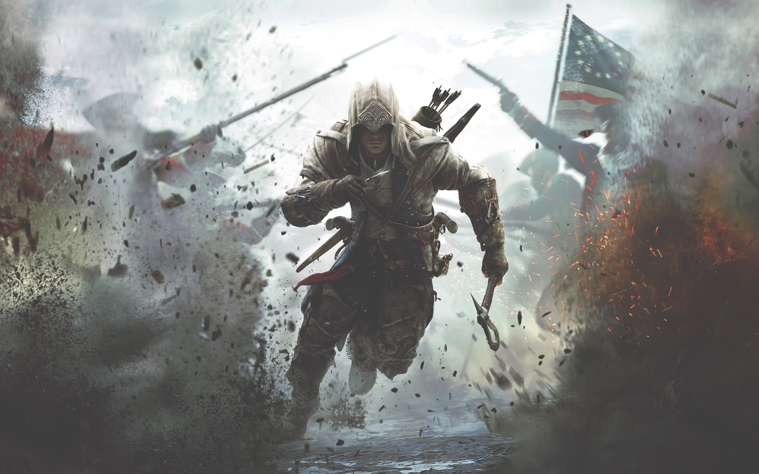 Assassin's Creed 3 Wallpaper by MurTXazI