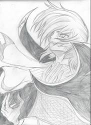 My Sketch of Lelouch Lamperouge