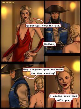 MK11 - Ouroboros Comic pg1 ?
