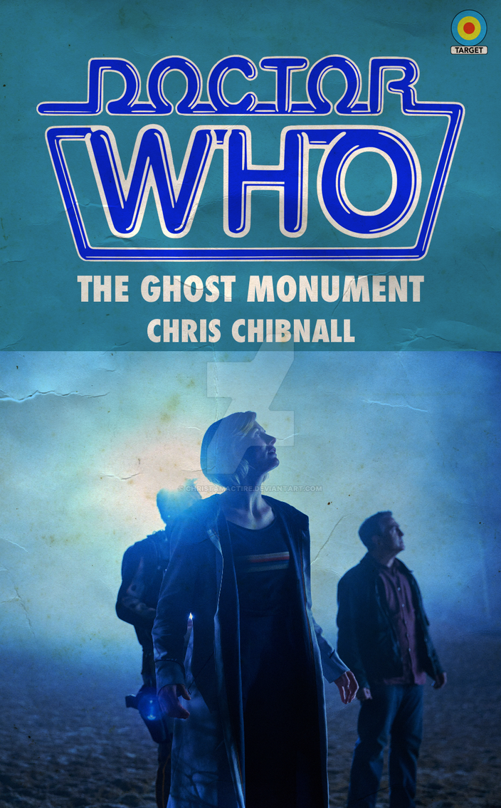 NS Target Covers: The Ghost Monument by ChristaMactire