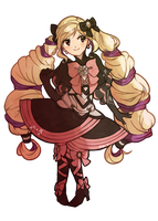 Collab: Elise by pomarril
