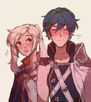 chrobin by pomarril