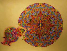 Mandala by PencilLead