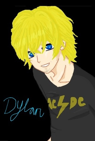 New RP OC Dylan by unholyghost842