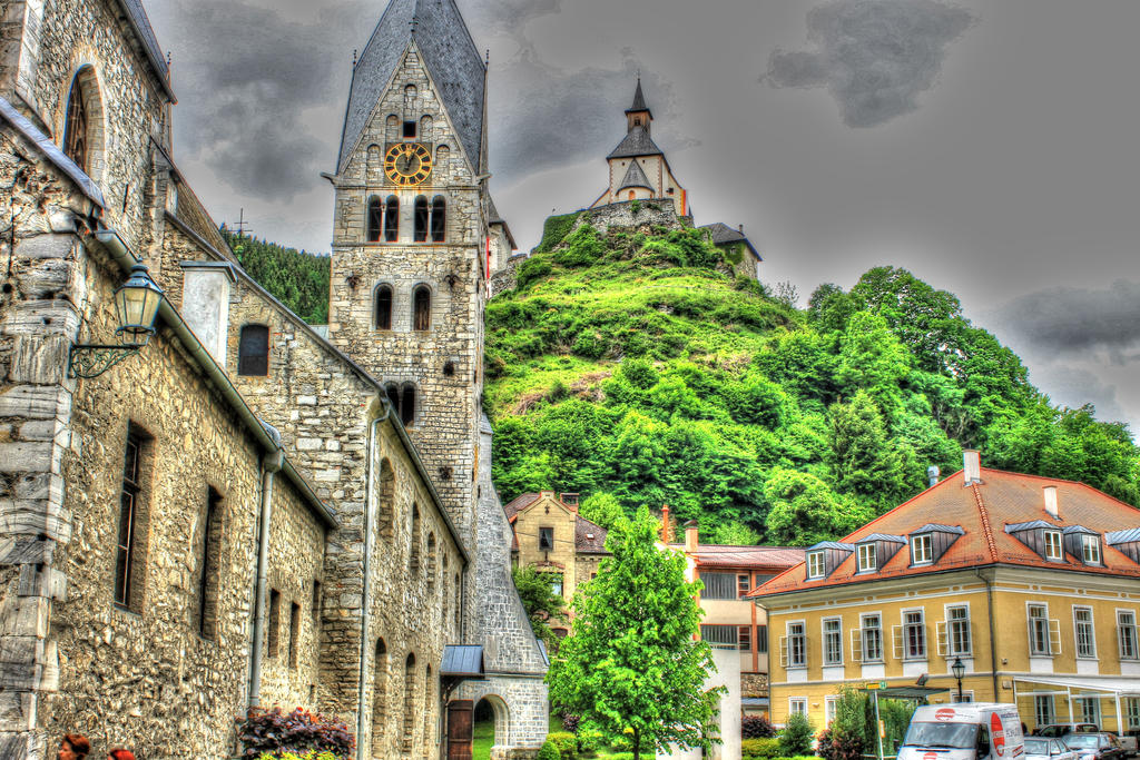 Kirche 6 by schiller142