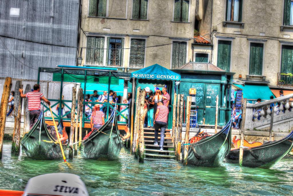la Gondola serie 5 by schiller142