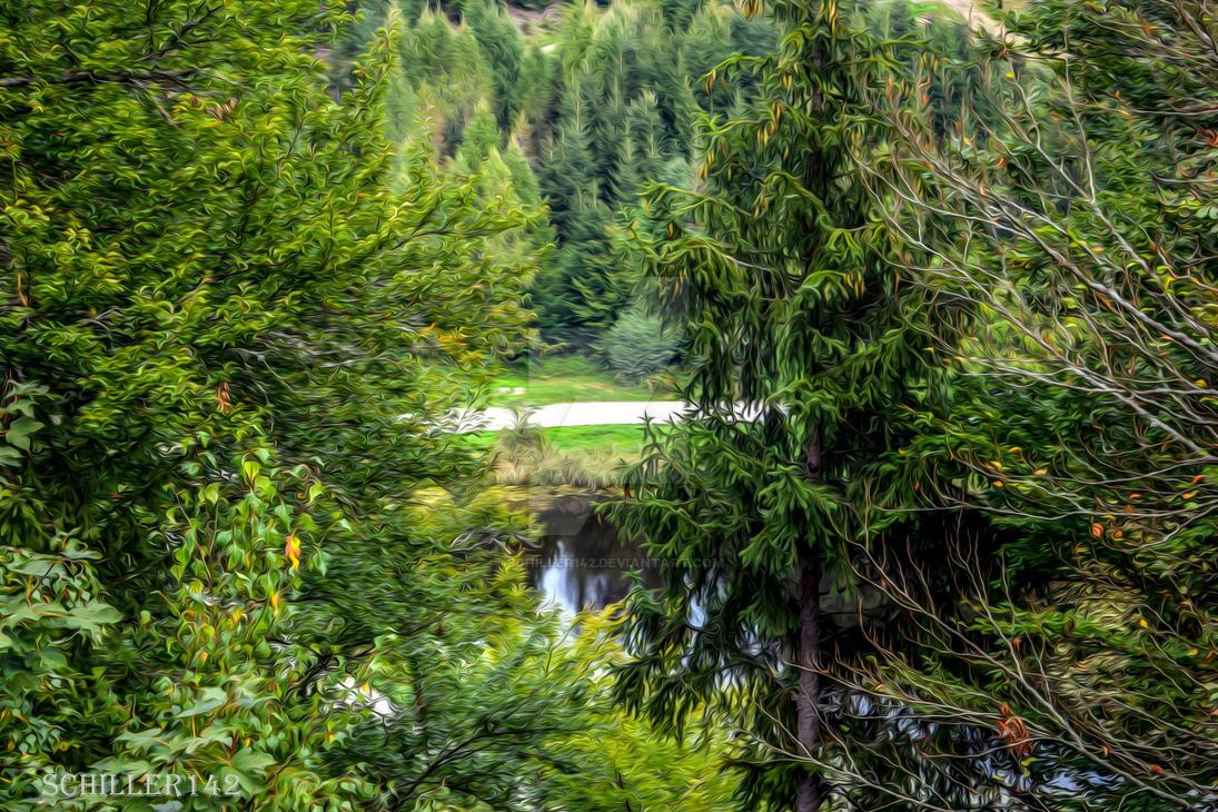Blick auf den Teich 2 by schiller142