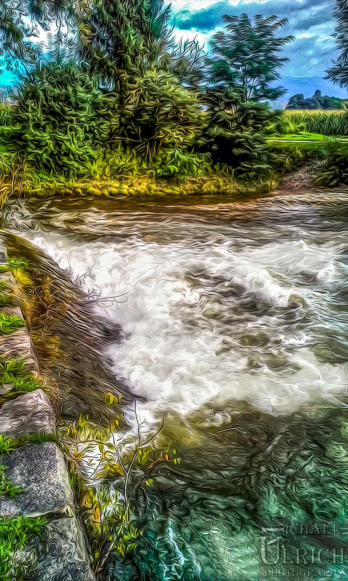 Wildes Wasser by schiller142