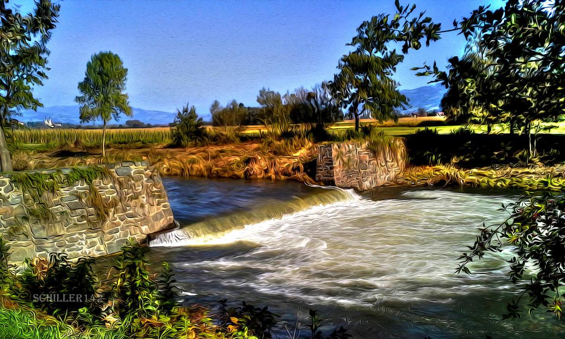 Wildes Wasser 2 by schiller142