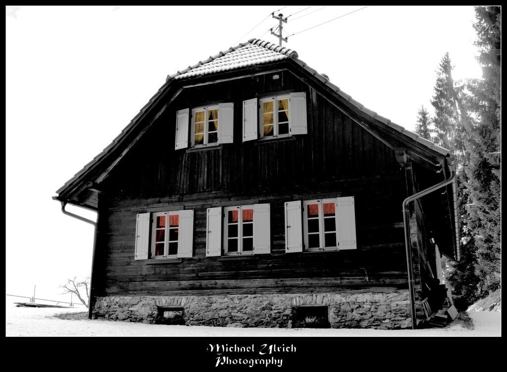 Almhaus by schiller142