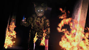 Springtrap V4 (read description) by Odrios