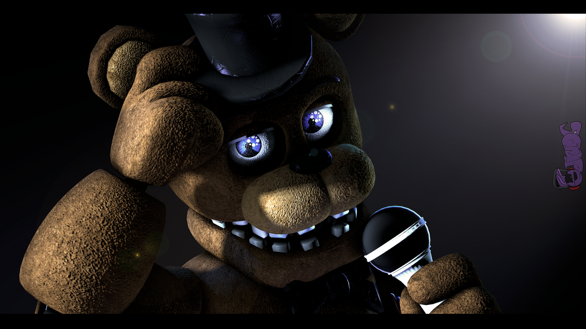 Withered Freddy V3 By A1234agamer Deviantart – Fondos de Pantalla
