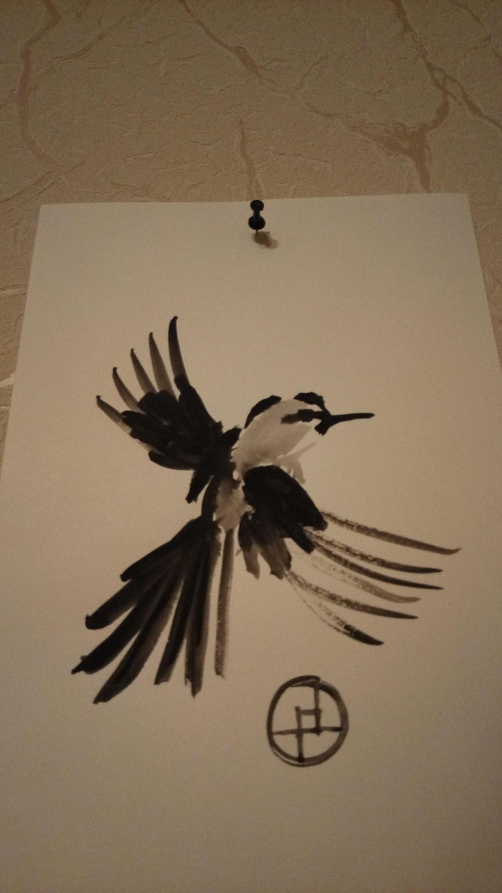 Colibre by tarotribe