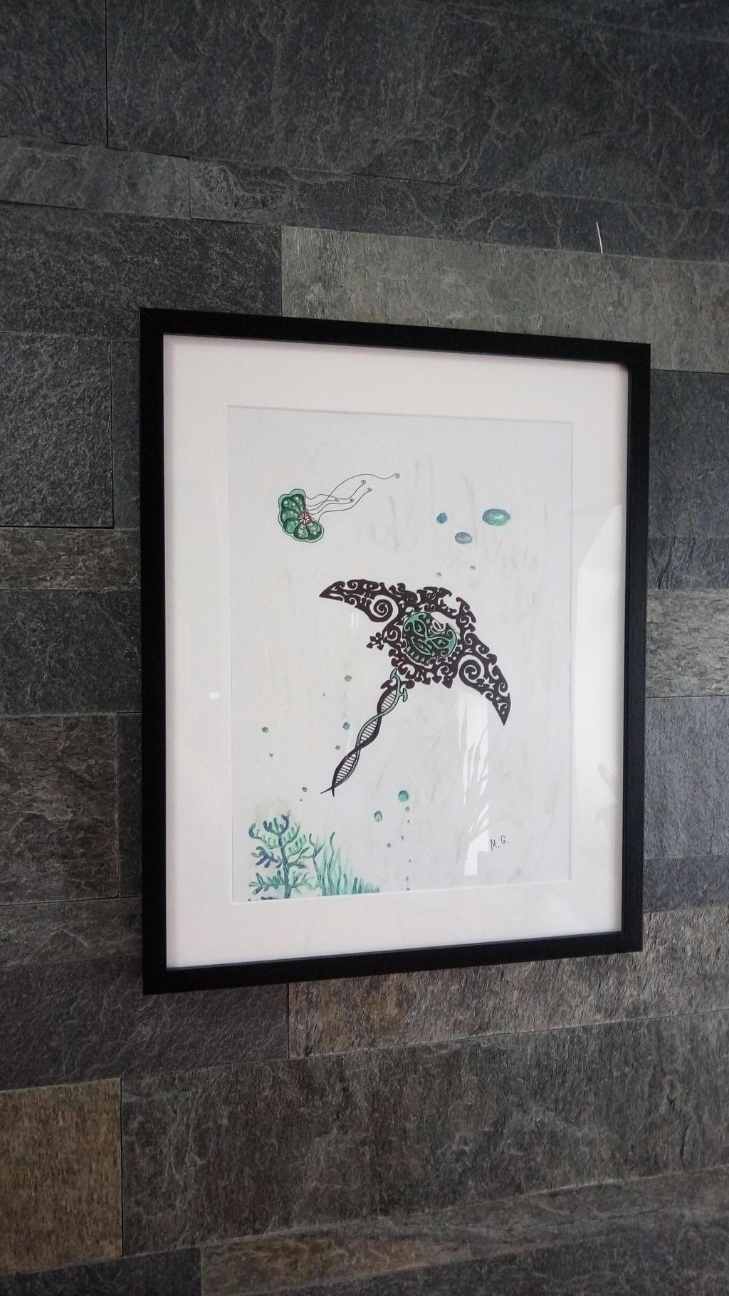 Mushrooms Manta by tarotribe
