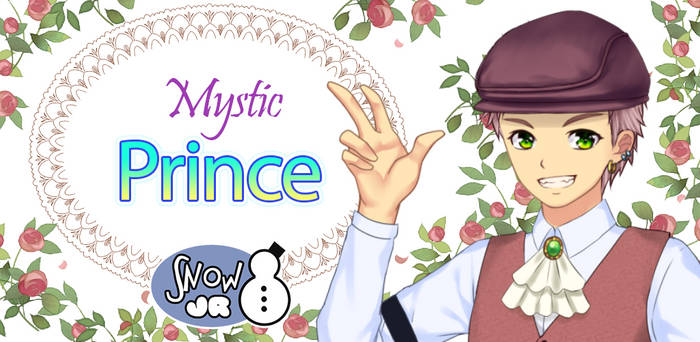 Mystic Prince Dress Up is out!