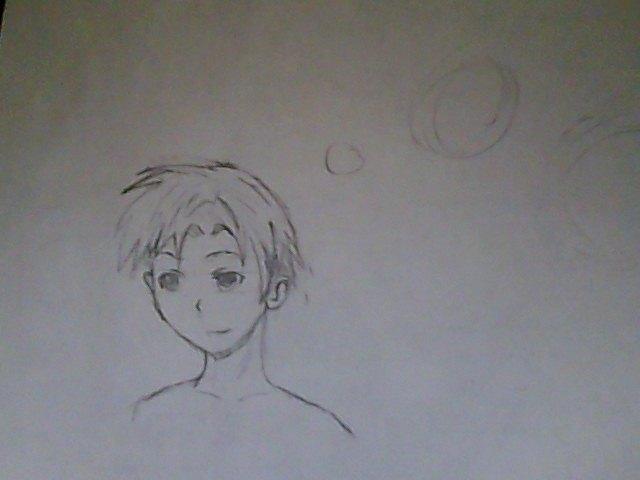 Random Drawing by Midnari
