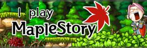 I Play MapleStory by bjarnovikus