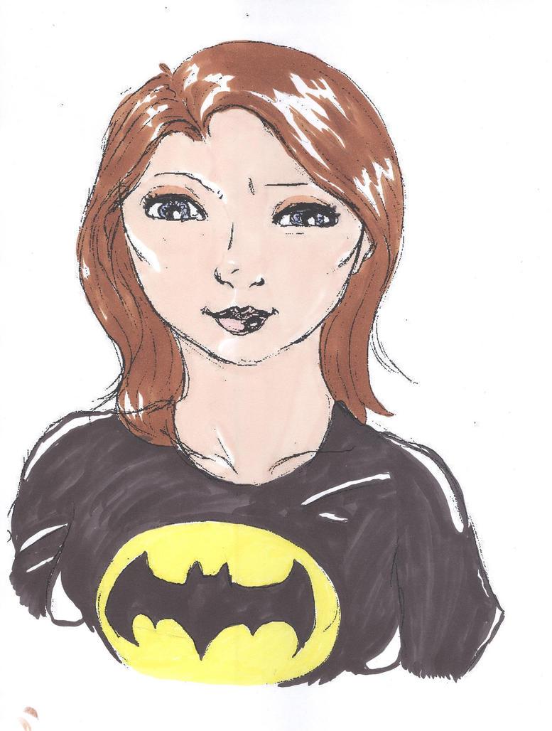 'Batgirl' by Avalon620