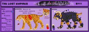 TLE - Alastor of Eryx Empire