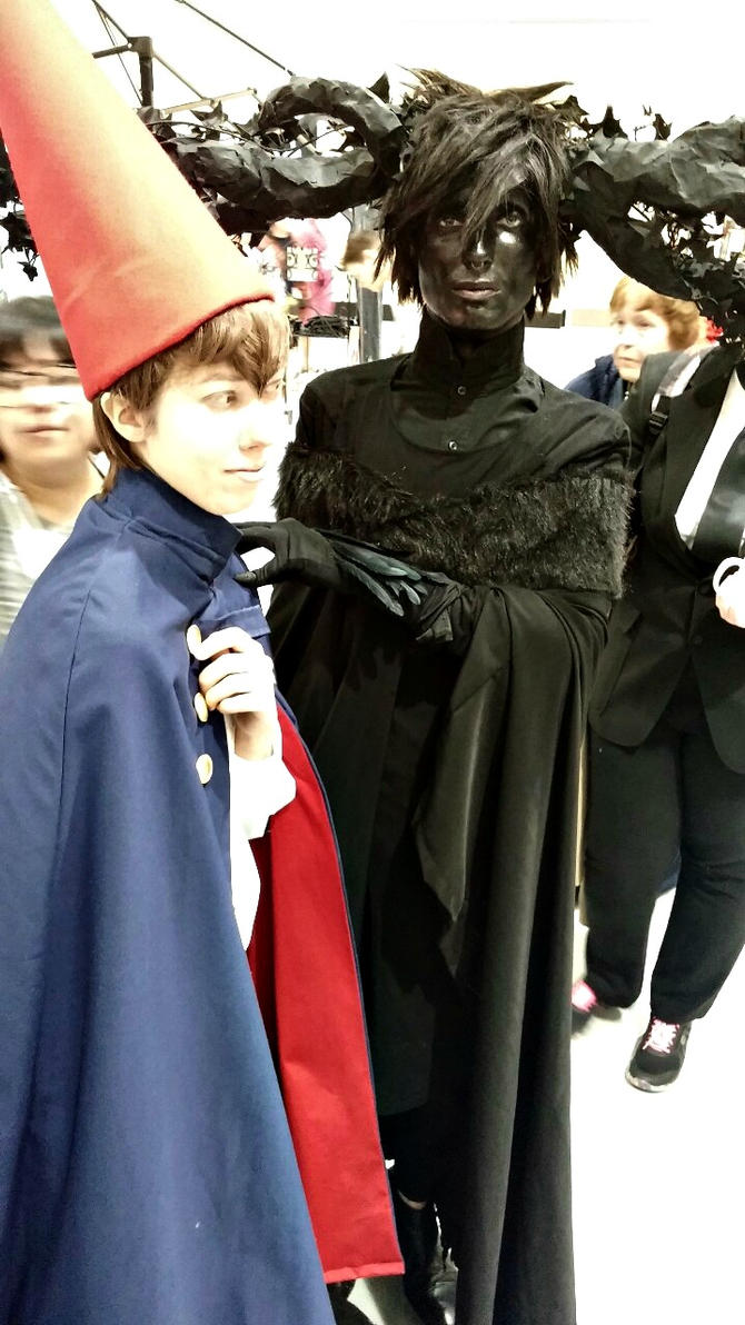Wirt And The Beast By Oneliferemaining On Deviantart