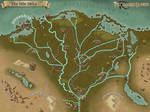 Map of The Promised Lands