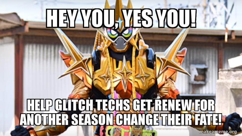 Ex-AId Wants You To Help Glitch Techs