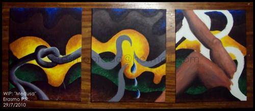 Medusa by Kid15