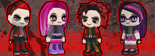 Slideshow Goth by BuddyPoke