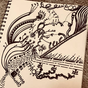 chaotic doodling