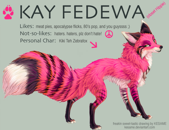 Kiki DevId by KayFedewa
