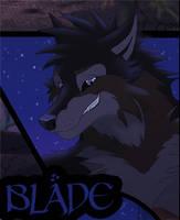Blade's ready for his closeup by KayFedewa