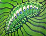 AcrylicPainting4:Caterpillar
