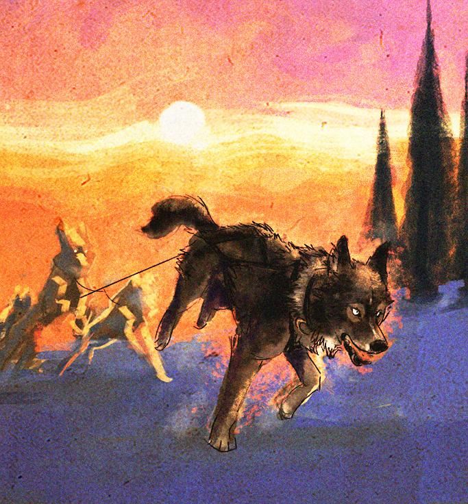 Lead Dog concept by KayFedewa