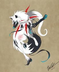Umei - Commission by KayFedewa