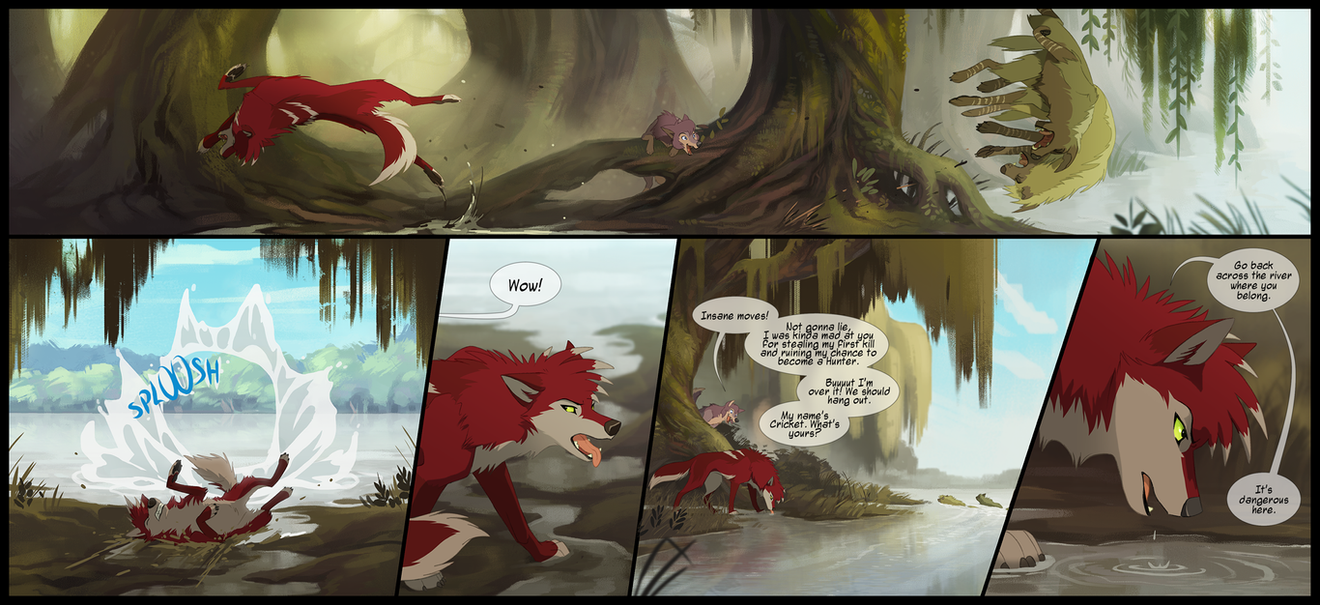 The Blackblood Alliance - Page 18 by KayFedewa