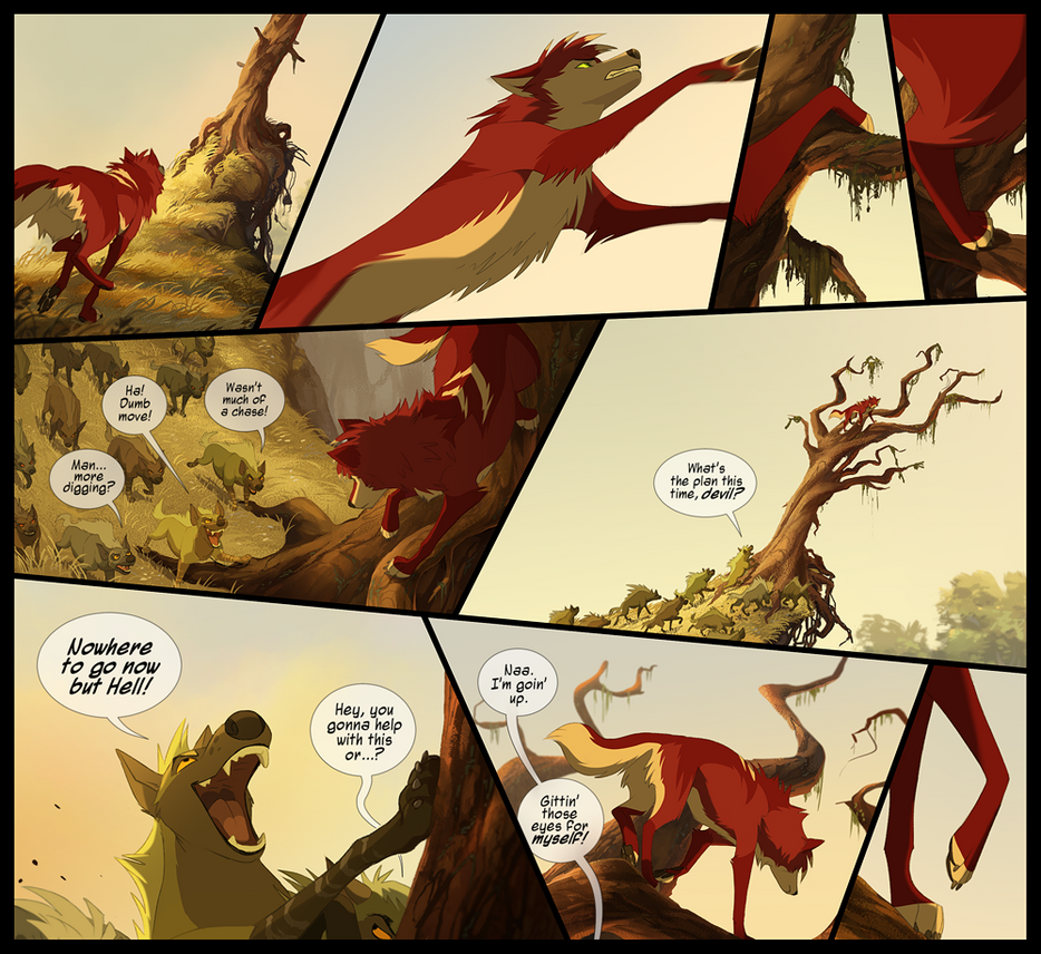 The Blackblood Alliance - Page 25 by KayFedewa