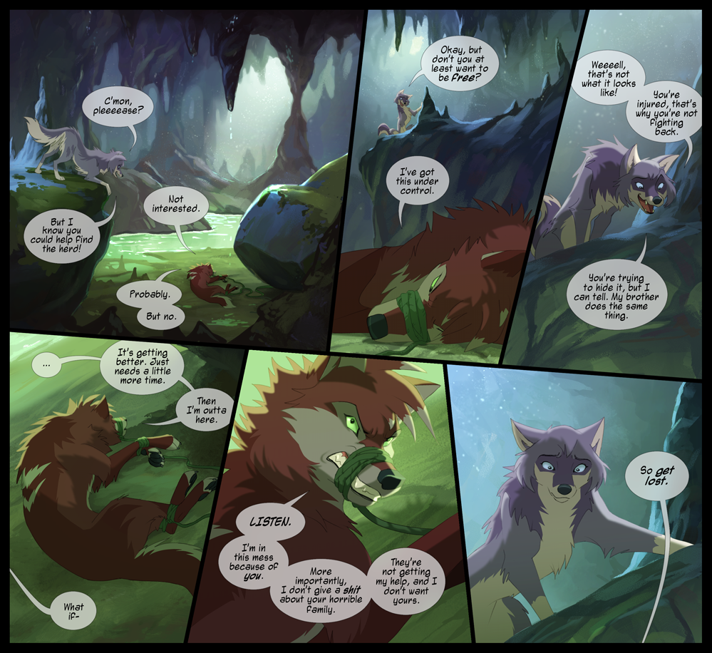 The Blackblood Alliance - Page 36 by KayFedewa