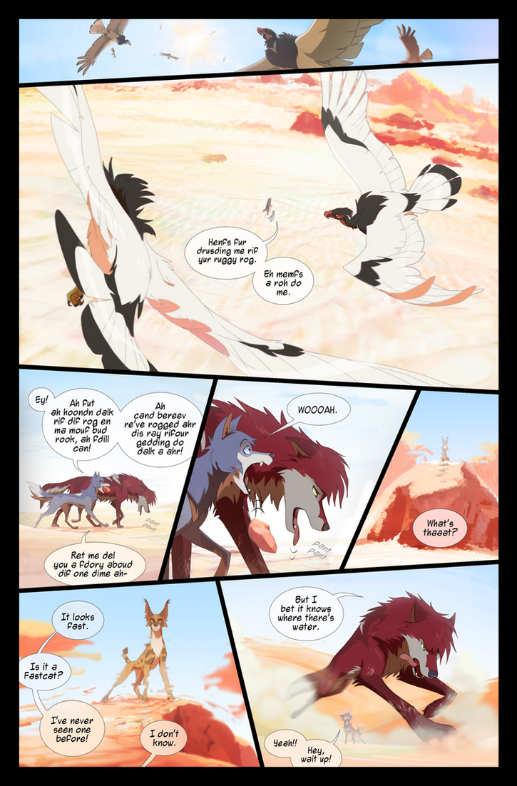 The Blackblood Alliance - Chapter 02: Page 03 by KayFedewa