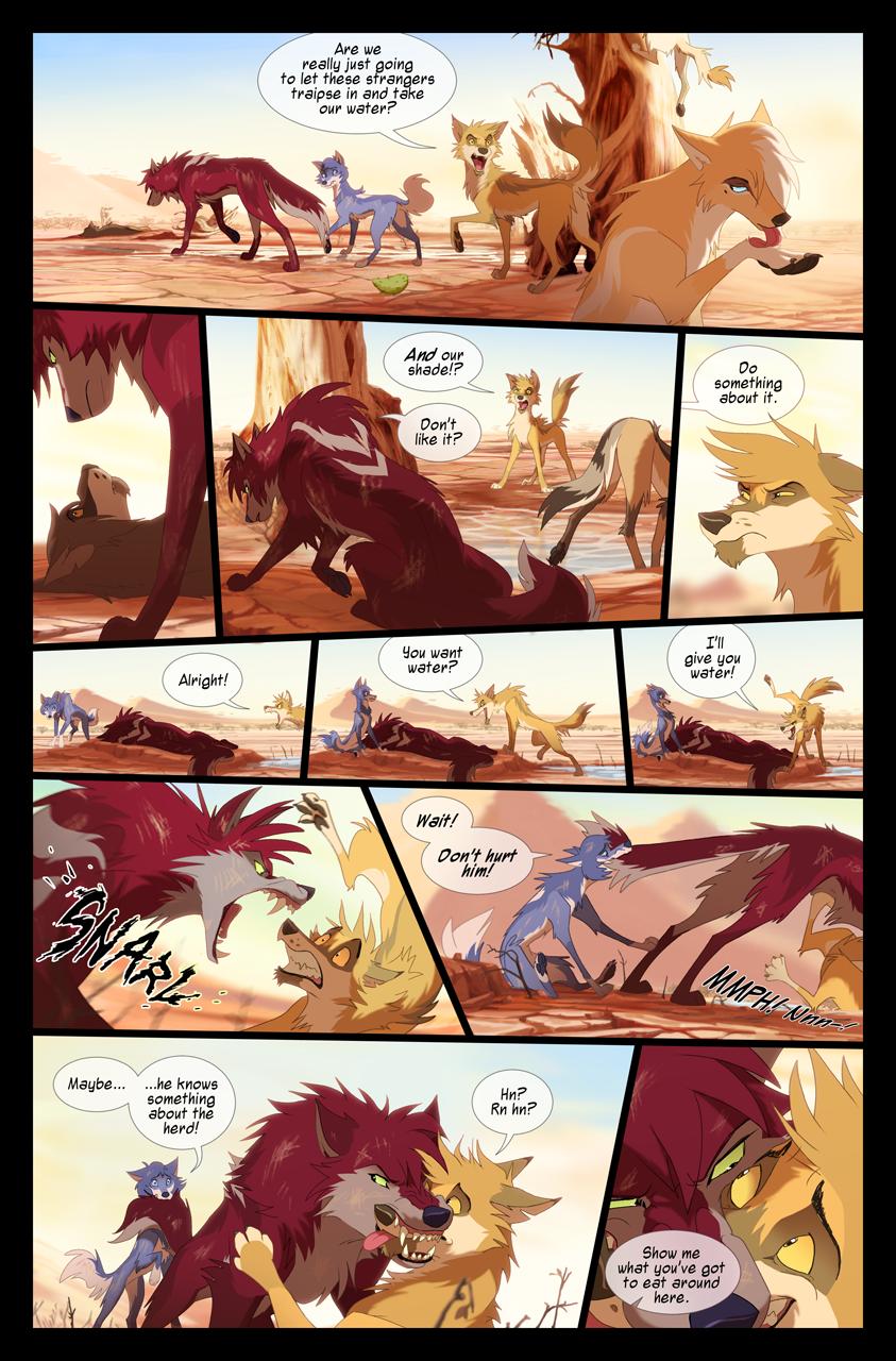 The Blackblood Alliance - Chapter 02: Page 07 by KayFedewa