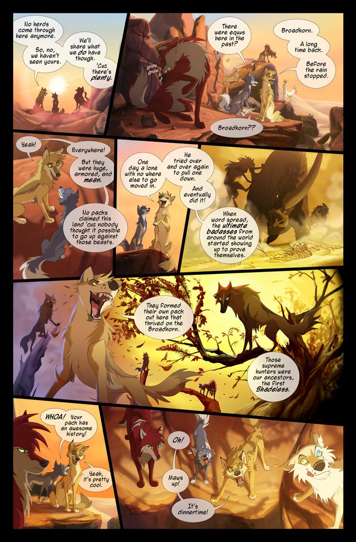 The Blackblood Alliance - Chapter 02: Page 08 by KayFedewa