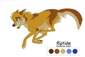 New Riptide Char Sheet by KayFedewa