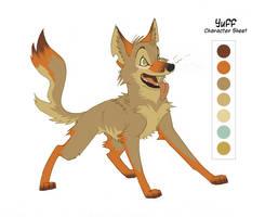 Yuff- Character by KayFedewa