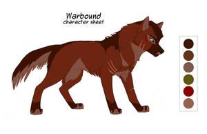 Warbound Char sheet by KayFedewa