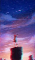 Look at the stars 3D