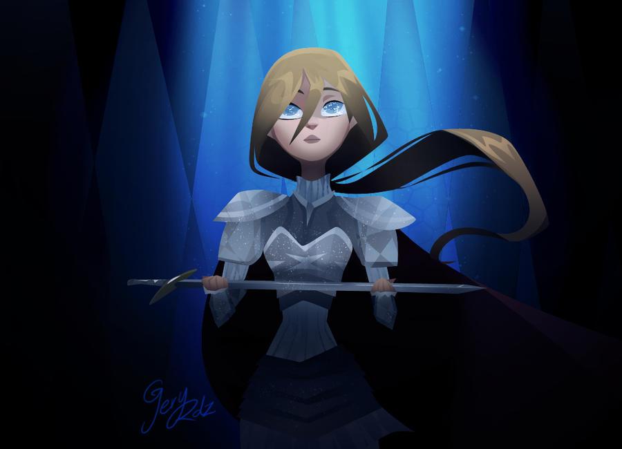Joan of Arc by geryri on DeviantArt