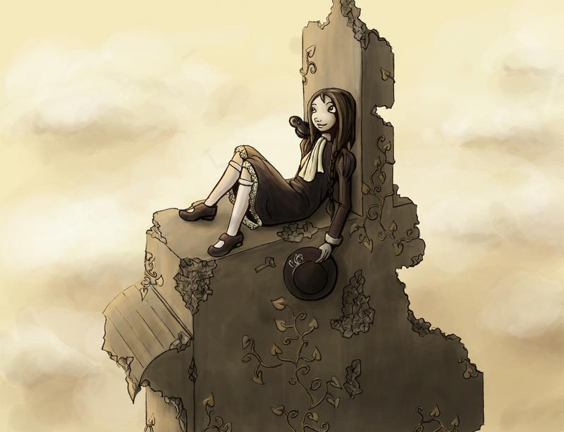 Maryanne by Adrakitt