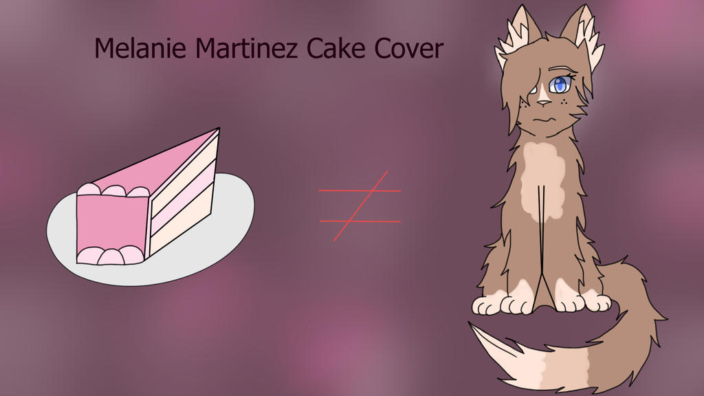 Melanie Martinez Cake Cover Speedpaint By Sapphirecavern