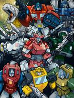 Autobots by emanz